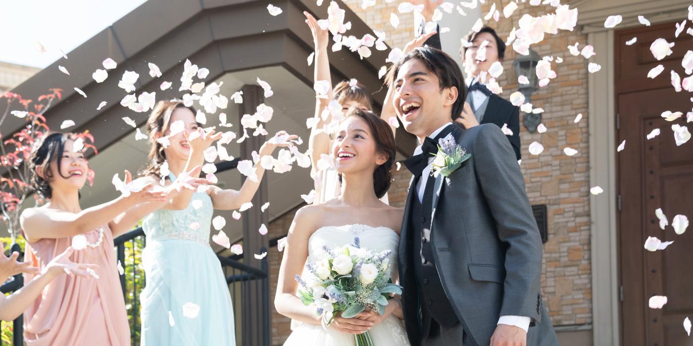 三重県名張市の結婚式場桔梗が丘ヴェルージュ